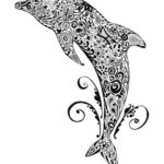 zentangle-dolphin-coloring-book
