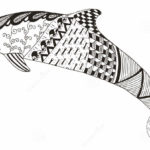 zentangle-dolphin-print-out-drawing