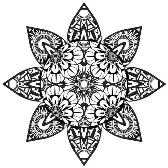 zentangle-mandala-flower-clip-art