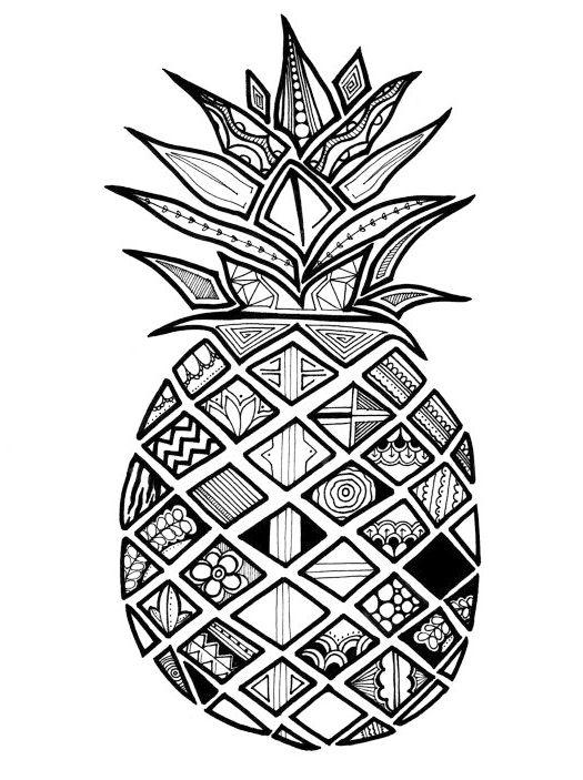 zentangle-pineapple-coloring-sheet