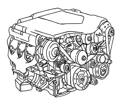Engine-Parts-Coloring-Sheets
