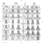 Faubourg-Saint-Honoré-Paris-Coloring-Pages