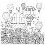 Hot-balloon-air-Imagimorphia-coloring-book