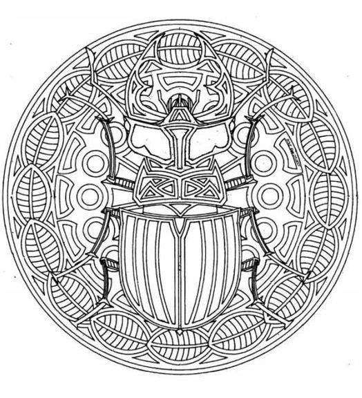 beetle-mandala-coloring-page-johannabasford