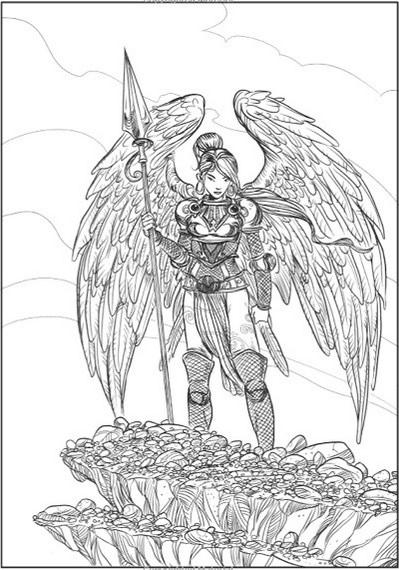 creative-haven-winged-fantasy-coloring-book