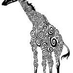 giraffe-mandala-colouring-book
