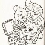Lisa Frank Cat Coloring Book Printable