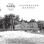 luxembourg-garden-paris-coloring-page
