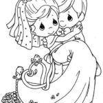 wedding-couple-coloring-picture