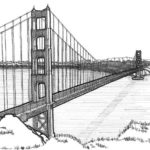 golden-gate-bridge-calvin-durham-coloring-page