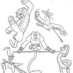 Kung-Fu-Panda-2-Print-Out-Drawing