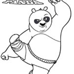 kung-fu-panda-2-coloring-pages-to-projt