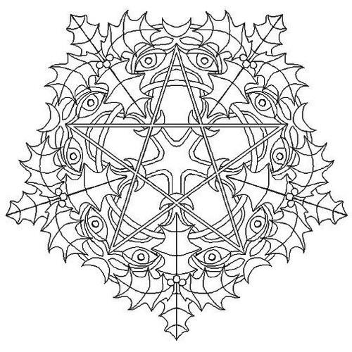mandala-wiccan-coloring