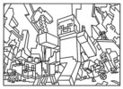 Printable Minecraft Colouring Pages for Kids