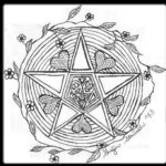 wiccan-mandala-drawing