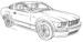 2018 Ford Mustang Coloring Pages