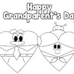 Happy Grandparents Day Clip Art