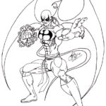 Iron Fist Coloring Pages To Print