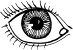 Eyes Coloring Pages, Kids Learn What It is Used for
