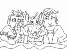 Wild Kratts Coloring Pages: Creature Adventures