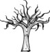 Bare Tree Coloring Pages for All Ages