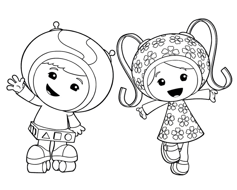 coloring pages nick jr - photo#40