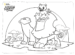 Top 9 Highly Detailed Animal Jam Coloring Pages
