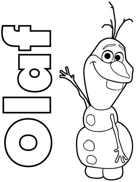 free printable abstract coloring pages frozen olaf | printable olaf disney frozen coloring pages