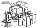 Top 9 Gift Coloring Pages for Your Little Angels