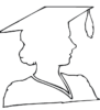 The Wonderful and Fun Graduation Coloring Pages with Various Themes