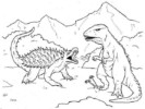 Come to Godzilla Coloring Pages and Meet these Amazingly Giants in Folklore Book