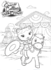 Wild West Coloring Picture Online Ideas