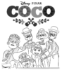 Top 8 Coco Coloring Sheets awaiting You to Choose