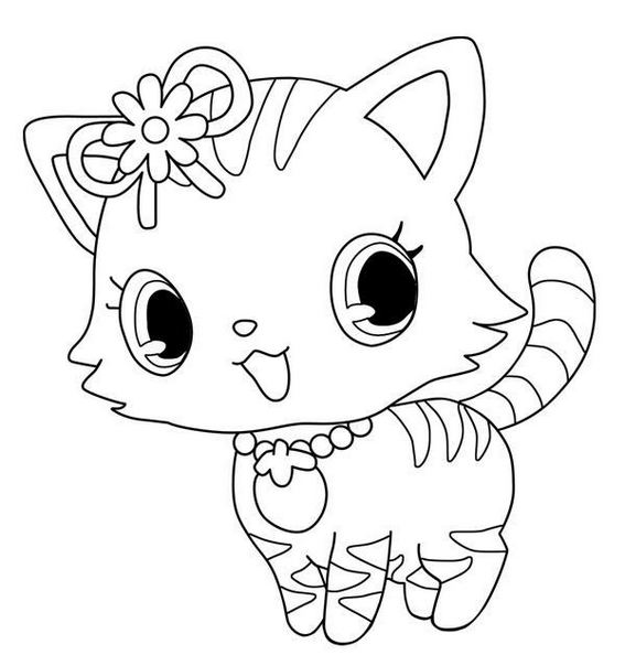 Sango jewelpet happiness coloring sheet