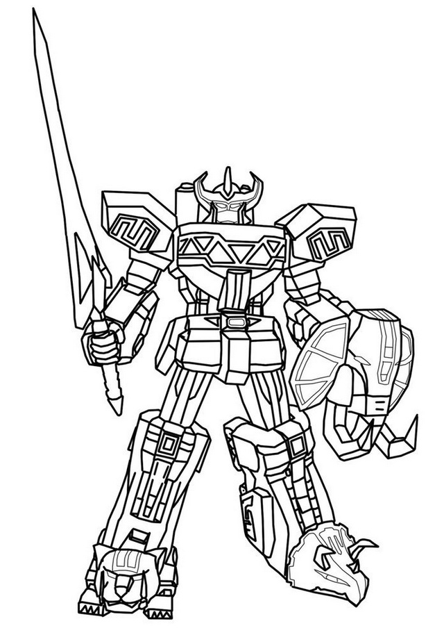 Top 5 Voltron Defender of the Universe Coloring Sheets for Boys ...