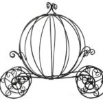 Perfect cinderella pumpkin coloring sheet