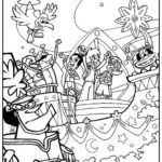 best cyberchase coloring sheet for kids