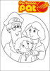 Top 6 Postman Pat Coloring Pages for Your Little One
