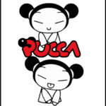 Fun Pucca Coloring Page Printable