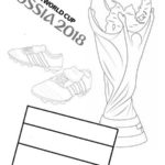 Fun World Cup Coloring Sheet