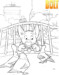 Top 8 Bolt Movie Coloring Pages for Your Little One