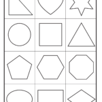 basic printable shapes coloring sheet