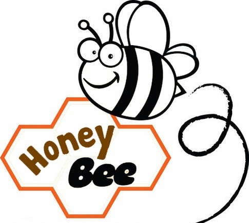 Endless Creations with 6 Honey Bee Coloring Pages for Kids ...