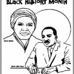 Harriet Tubman Biography Coloring Page