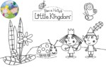 16 Cute Ben and Holly Coloring Pages for Kids