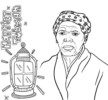 Top 6 Harriet Tubman Coloring Pages to Introduce Important Historic Figures