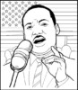 6 Best Martin Luther King Jr Coloring Pages for Children and Teachers