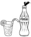 The Most Popular Soft Drink Coca Cola Coloring Pages for Kids and Adults