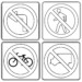 Traffic Signs Coloring Pages Encouraging Kids to Move Responsibly on the Road
