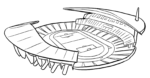 World Cup Stadium Coloring Page Options